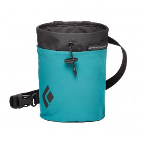 Black Diamond Gym Chalk Bag Dark Caspian-20