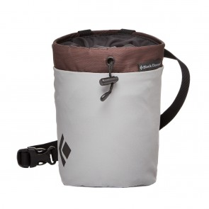 Black Diamond Gym Chalk Bag Nickel-20