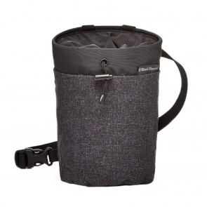 Black Diamond Gym Chalk Bag Smoke-20