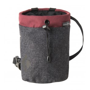 Black Diamond Gym Chalk Bag Rhone-20