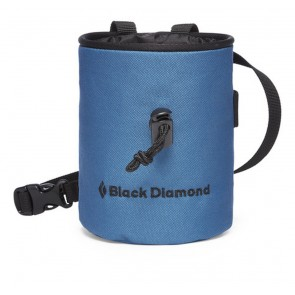 Black Diamond Mojo Chalk Bag Astral Blue-20