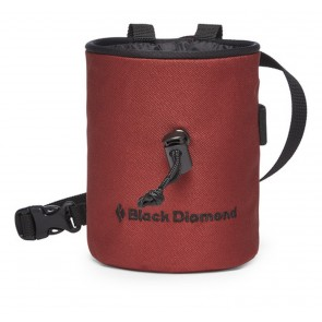 Black Diamond Mojo Chalk Bag Red Oxide-20