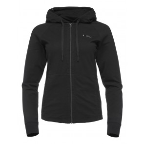 Black Diamond W Heritage Logo FZ Hoody Black-20