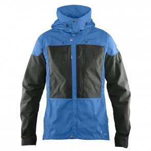 FjallRaven Keb Jacket M L UN Blue-Stone Grey-20