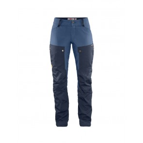 FjallRaven Keb Trousers Curved W 34 Dark Navy-Uncle Blue-20