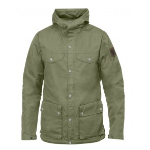 FjallRaven Greenland Jacket M S Green-20