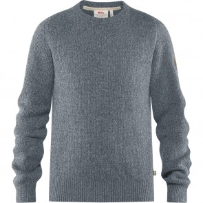 FjallRaven Greenland Re-Wool Crew-Neck M Thunder Grey-20