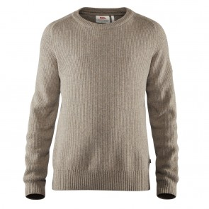 FjallRaven Greenland Re-Wool Crew-Neck M Driftwood-20