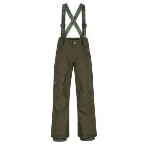 Marmot Boy's Edge Insulated Pant Rosin Green-20