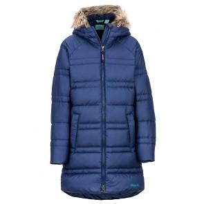 Marmot Girl's Montreaux 2.0 Coat Arctic Navy-20