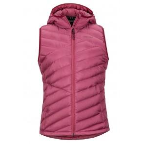 Marmot Women's Highlander Hoody Vest Dry Rose-20