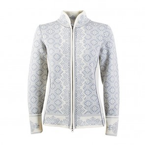 Dale of Norway Christiania Fem Jacket S Off white / metal grey-20