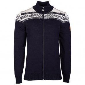 Dale of Norway Cortina merino masculine jacke Navy/ Off white-20