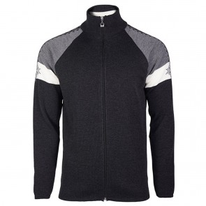 Dale of Norway Geilo Masc Jacket Dark charcoal/ off white/ smoke-20