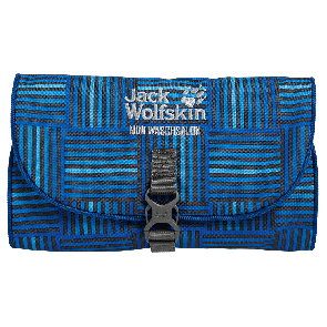 Jack Wolfskin Mini Waschsalon blue woven checks-20