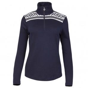 Dale of Norway Cortina basic feminine sweater XL Navy / off white-20