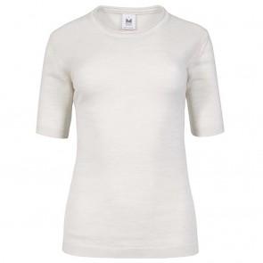 Dale of Norway Stjerne Fem T-shirt Off white mel. / light grey mel.-20