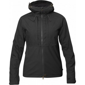 FjallRaven Abisko Lite Jacket W Dark Grey-20