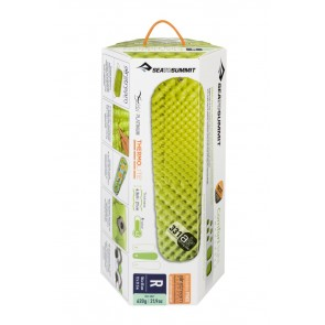 Sea To Summit Comfort Light Insulated Air Mat Large Green-20