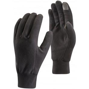 Black Diamond Lightweight Fleece Gloves Black-20