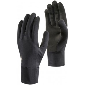 Black Diamond Lightweight Screentap Fleece Gloves Black-20