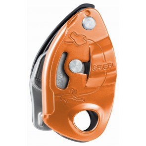 Petzl Grigri Belay Device Red-20