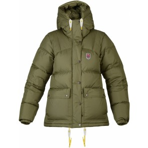 FjallRaven Expedition Down Lite Jacket W Green-20