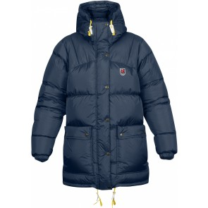 FjallRaven Expedition Down Jacket W Navy-20