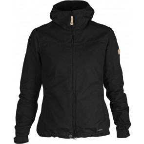 FjallRaven Stina Jacket S Black-20