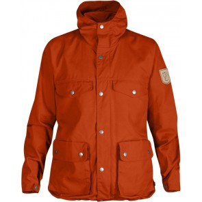 FjallRaven Greenland Jacket W. Flame Orange-20