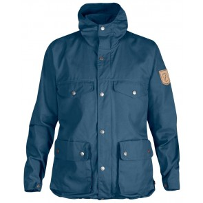 FjallRaven Greenland Jacket W. Uncle Blue-20