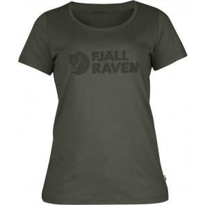 FjallRaven Logo T-Shirt W. Mountain Grey-20