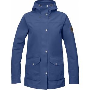 FjallRaven Greenland Eco-Shell Jacket W Deep Blue-20