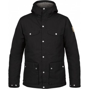 FjallRaven Greenland Winter Jacket M Black-20