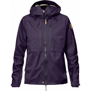 FjallRaven Keb Eco-Shell Jacket W Alpine Purple-20