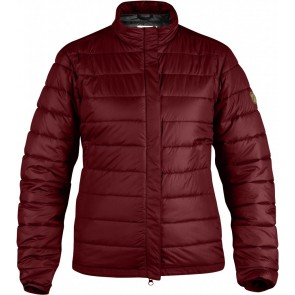 FjallRaven Keb Padded Jacket W. Dark Garnet-20