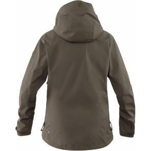 FjallRaven Lappland Eco-Shell Jacket W Dark Olive-20