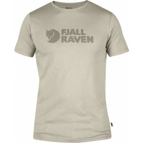 FjallRaven Logo T-Shirt L Chalk White-20