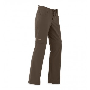 Outdoor Research Women's Ferrosi Convertible Pants mushroom-20