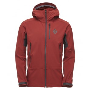 Black Diamond M Dawn Patrol Shell Red Oxide-20