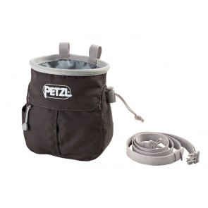 Petzl Sakapoche Chalk Bag Grey-20