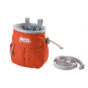 Petzl Sakapoche Chalk Bag Orange-20