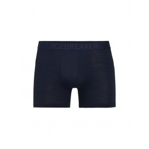 Icebreaker Men Anatomica Cool-Lite Boxers Midnight Navy-20
