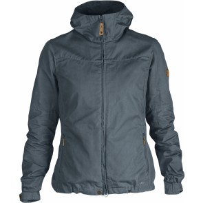 FjallRaven Stina Jacket M Dusk-20
