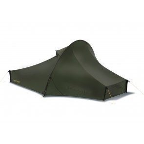 Nordisk Telemark 1 ULW Forest Green SI Carbon-20