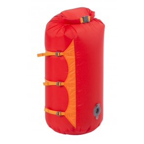 EXPED Waterpr. Compr. Bag S red-20
