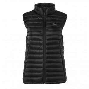 Rab Microlight Vest wmns Black / Seaglass-20