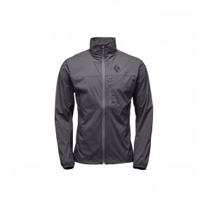 Black Diamond M Alpine Start Jacket Smoke-20