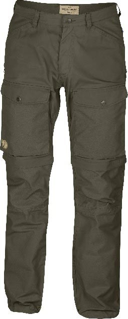 Camping & Outdoor Fjallraven Gaiter Trousers No1