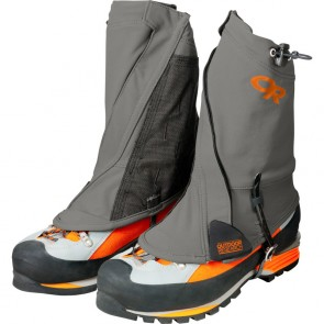 Outdoor Research Endurance Gaiters Pewter/Ember-20